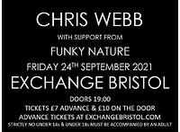 Chris Webb in Bristol