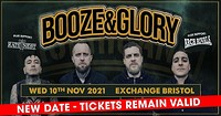 Booze & Glory in Bristol