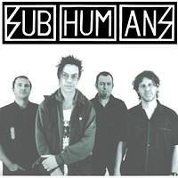 Subhumans in Bristol