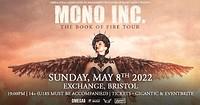 Mono Inc in Bristol