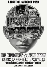 The Migraines in Bristol