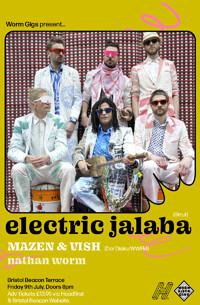 Worm Gigs: Electric Jalaba + Dar Disku.  in Bristol