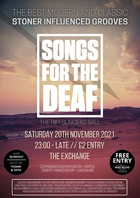 Songs for The Deaf in Bristol
