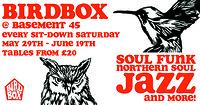 Birdbox Sit-down Saturdays in Bristol