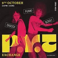 P.Y.T. in Bristol