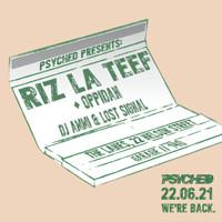 Psyched Presents: Riz La Teef  in Bristol