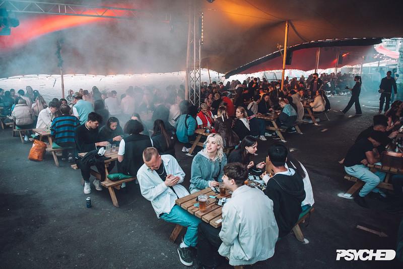 Psyched Presents: Riz La Teef  in Bristol 2021