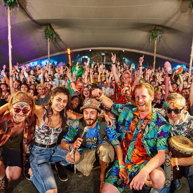 Tropical Tea Party in Bristol 2021