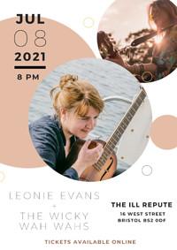 Leonie Evans + The Wicky Wah Wahs in Bristol