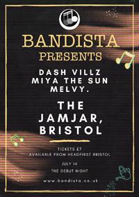 Bandista Presents in Bristol