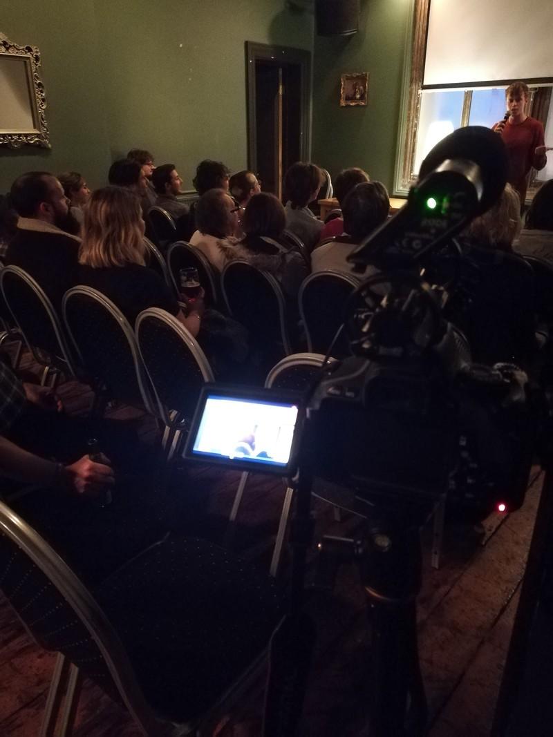 Buffoon Comedy @ Headliner Frank Foucault in Bristol 2021