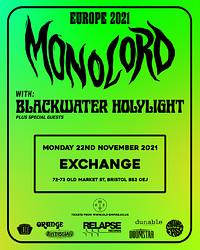 Monolord in Bristol