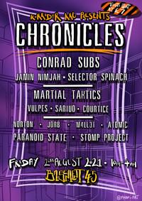 Korridor Kru Presents: Chronicles in Bristol