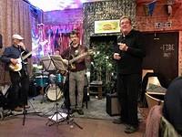 Harmonica Nick and Friends in Bristol