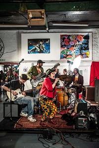 The Suspicious Jazz Roll Ups  in Bristol