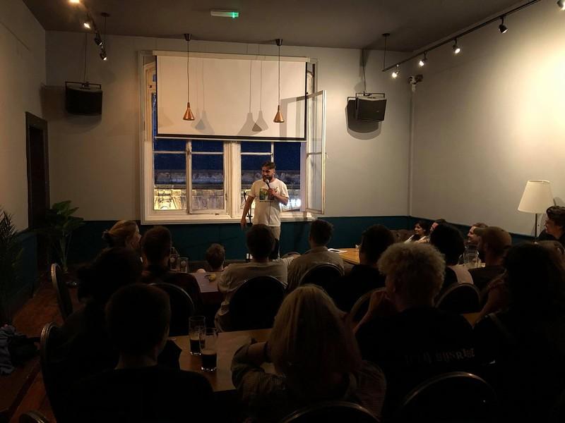 Buffoon Comedy: Headliner Alex Farrow in Bristol 2021