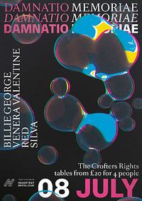 Damnatio Memoriae & Friends in Bristol