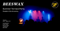 Beeswax Terrace Party w/ Residents in Bristol