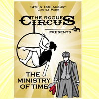 Rogue Circus presents The Ministry of Time in Bristol