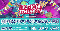 Tropical Tea Party in Bristol