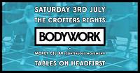 Bodywork + Corey Millar (Continuous Movement) in Bristol
