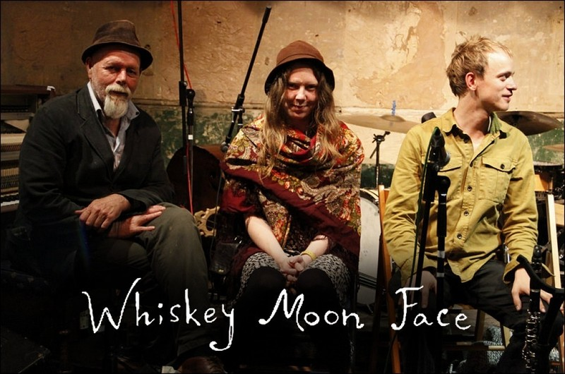 Whiskey Moon Face at Boiling Wells Amphitheatre