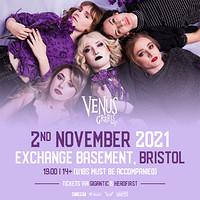 Venus Grrrls in Bristol