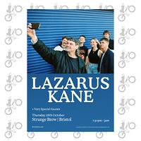 Lazarus Kane in Bristol
