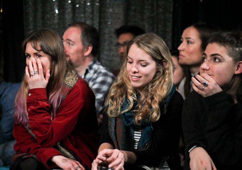 Story Slam: Anticipation in Bristol 2021