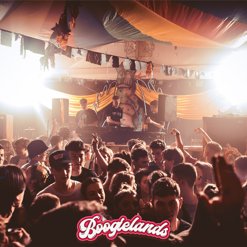 Boogielands • The Return of the Boogie!  in Bristol 2021
