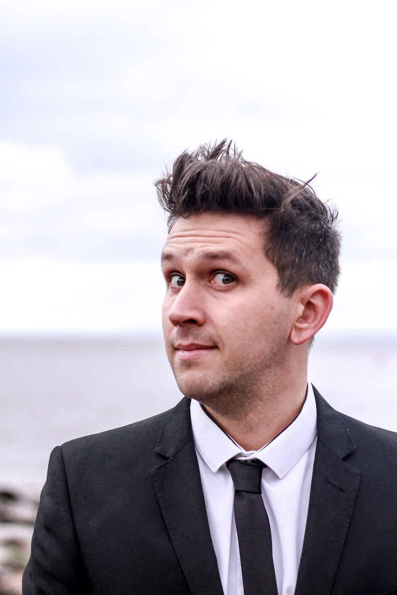 Buffoon Comedy: Headliner Chris Arnold at The Boardroom