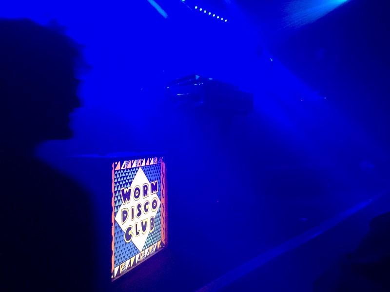Worm Soundsystem - Brazilian Special with DJ Tigas in Bristol 2021