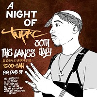 A Night Of: 2Pac in Bristol