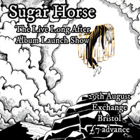Sugar Horse - Live Long After launch show in Bristol