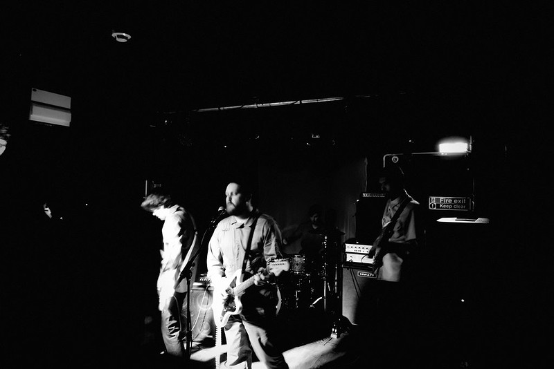 Congé - 'VYGR' Release Show at Crofters Rights