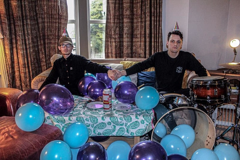 Congé - 'VYGR' Release Show in Bristol 2021