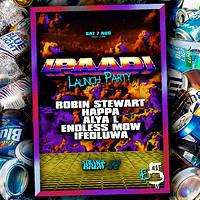 ipaadi release party w/ Robin Stewart & Happa  in Bristol