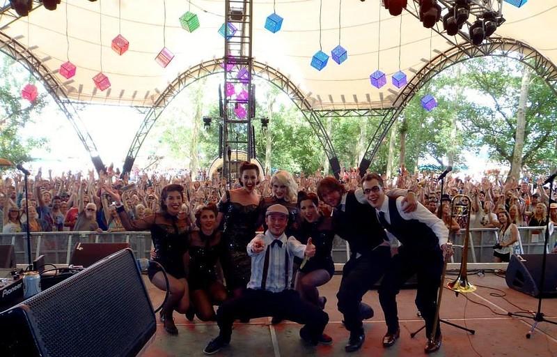 Mista Trick Live Debut Album Launch Party at Jam Jar
