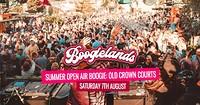 Boogielands • Summer Open Air Boogie! in Bristol