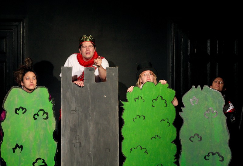 King Lear: The Musical at The Loco Klub