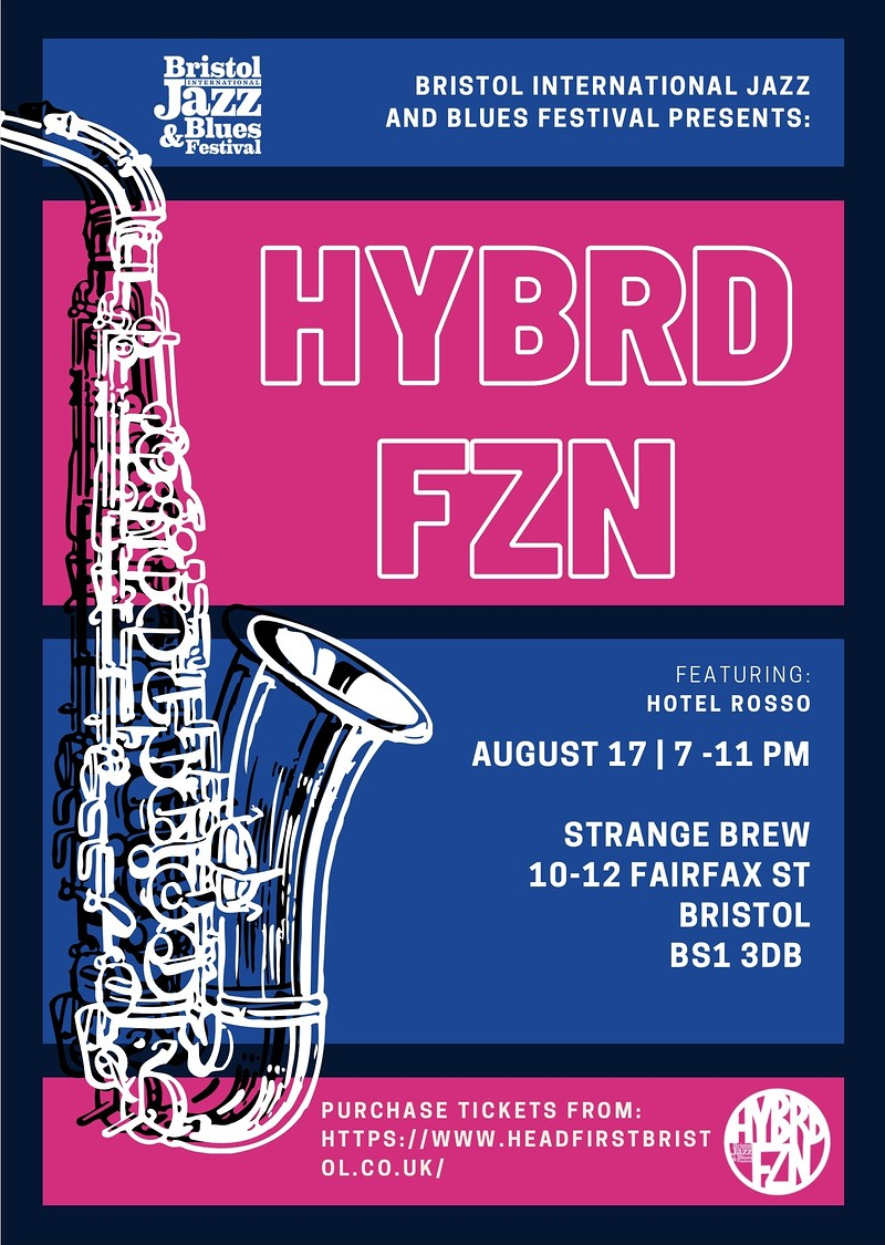 HYBRD FZN at Strange Brew