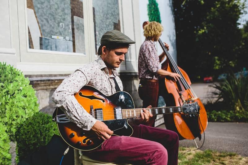 Barrel House Vipers Jazz at Barrelhouse Bristol