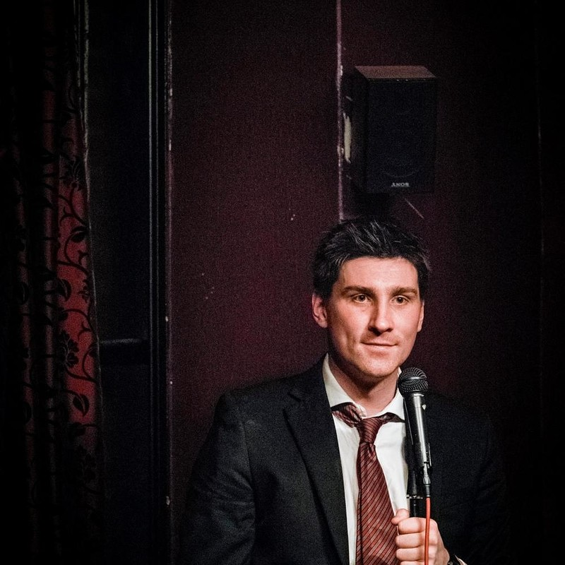 Chuckle Busters: Sean McLoughlin & Guests in Bristol 2021