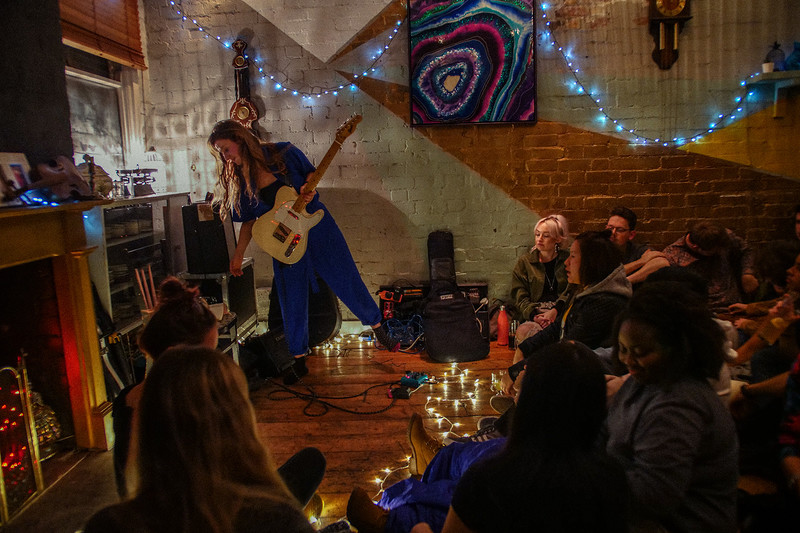 Open Mic hosted by PHAT at Cloak and Dagger, The