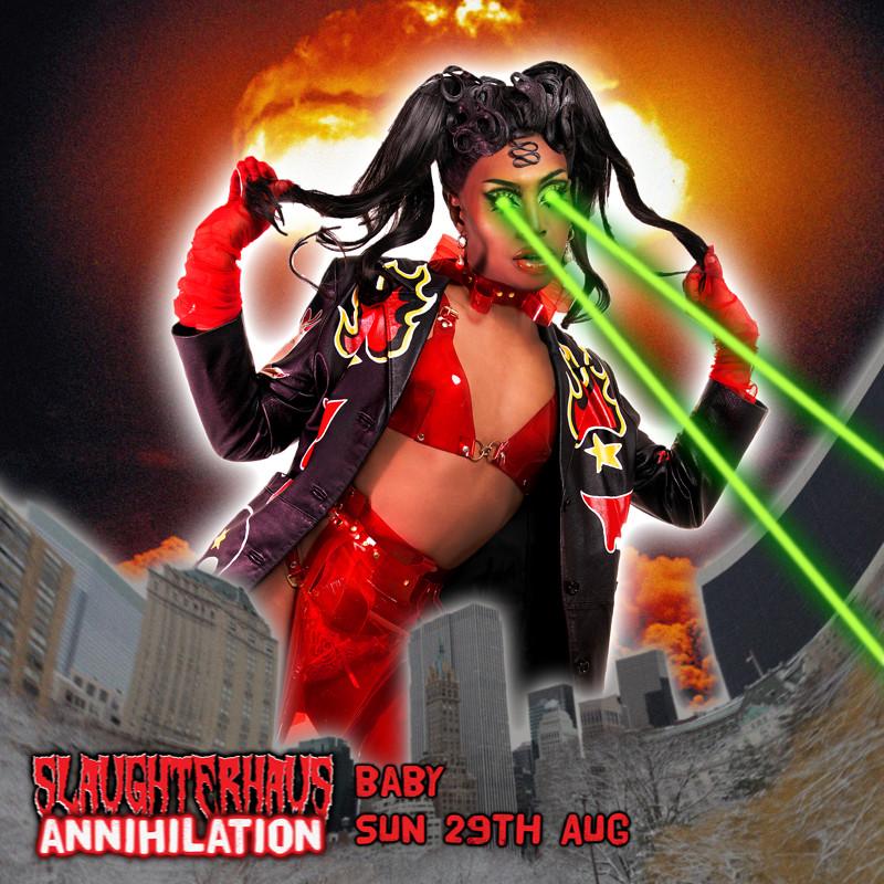 Slaughterhaus: Annihilation in Bristol 2021