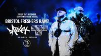 Bristol £6 Rave • Darkzy & Window Kid in Bristol