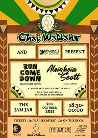 Chai Wallahs Present: Run Come Down & Aleighcia in Bristol