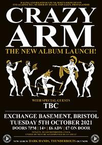 Crazy Arm in Bristol