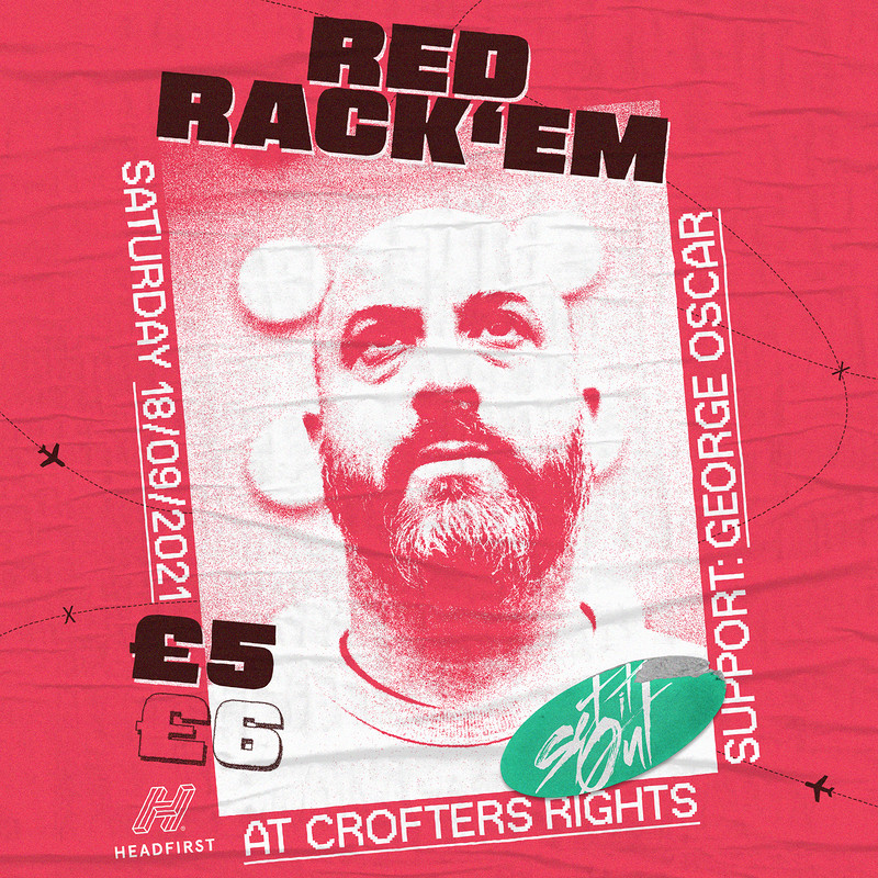 Set It Out w/ Red Rack'em at Crofters Rights