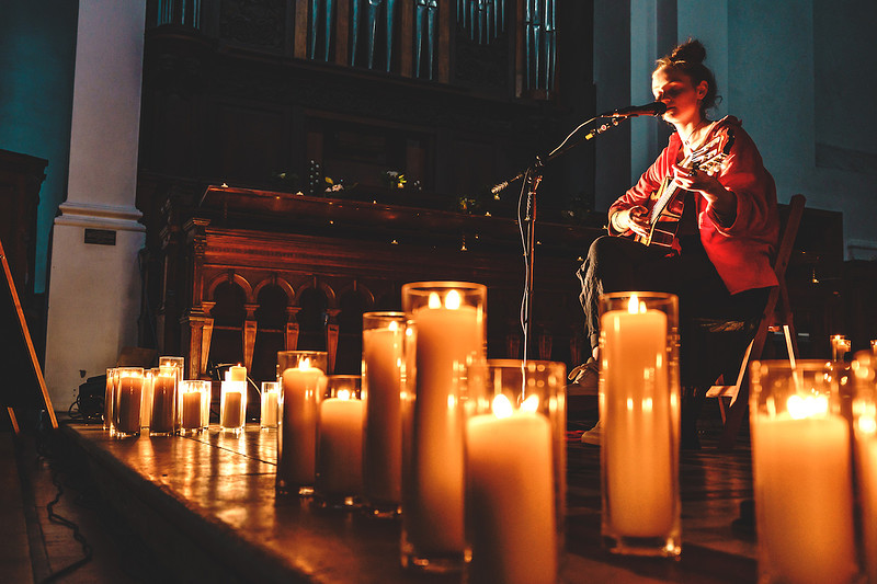 The Candlelit Concert at St George's Bristol